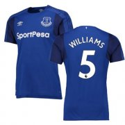 maillot everton williams 2017-2018 domicile