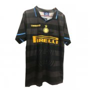 maillot inter milan retro 1997-1998 neutre