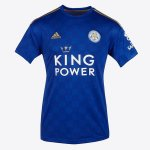 maillot leicester city 2019-2020 domicile
