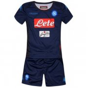 maillot naples enfant 2017-2018 neutre