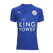 maillot leicester city 2017-2018 domicile
