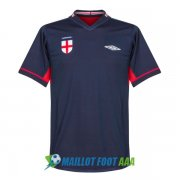 maillot angleterre retro 2002 exterieur