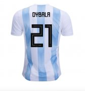 maillot argentine dybala 2018 domicile
