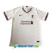 maillot liverpool entrainement 2020-2021 rouge blanc