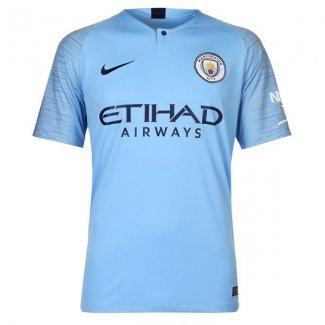 maillot manchester city 2018-2019 domicile