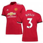 maillot manchester united bailly 2017-2018 domicile