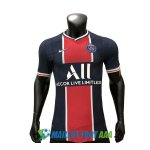 maillot paris saint germain 2020-2021 domicile version joueur