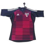 maillot sao paulo gardien 2018-2019 rouge