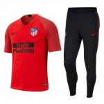 polo kit atletico madrid entrainement 2019-2020 rouge