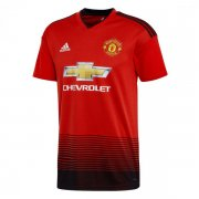 maillot manchester united 2018-2019 domicile