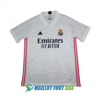 maillot Real madrid 2020-2021 domicile