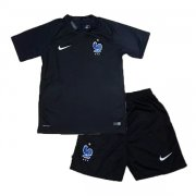 maillot france enfant 2017-2018 neutre