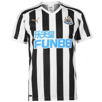 maillot newcastle united 2018-2019 domicile