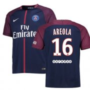 maillot psg alphonse areola domicile 2017-2018