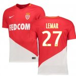 maillot as monaco thomas lemar 2017-2018 domicile