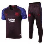 maillot barcelone entrainement kit 2019-2020 pourpre
