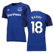 maillot everton barry 2017-2018 domicile