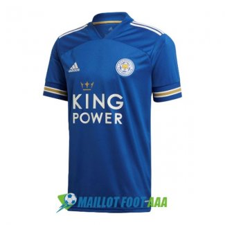 maillot leicester city 2020-2021 domicile
