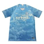 maillot manchester city edition speciale 2018-2019 bleu