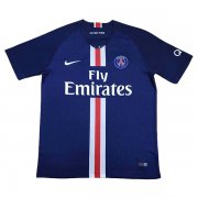 maillot psg edition speciale 2018-2019 bleu