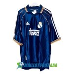 maillot real madrid retro 1998-1999 exterieur