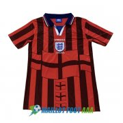 maillot angleterre retro 1997-1999 exterieur