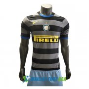 maillot inter milan 2020-2021 neutre version joueur
