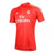 maillot real madrid gardien 2017-2018 rouge