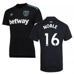 maillot west ham noble 2017-2018 exterieur