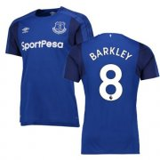 maillot everton barkley 2017-2018 domicile