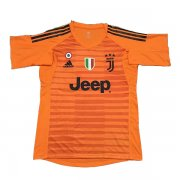 maillot juventus gardien 2018-2019 orange