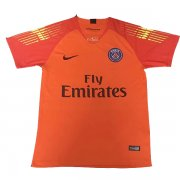 maillot psg gardien 2018-2019 orange