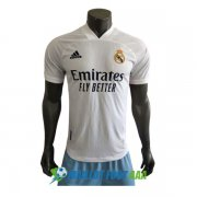 maillot real madrid 2020-2021 domicile version joueur