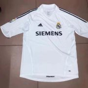 maillot real madrid retro 2006 domicile