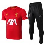 polo kit liverpool entrainement 2019-2020 rouge