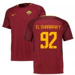 maillot as roma el shaarawy 2017-2018 domicile