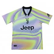 maillot juventus ea sports edition speciale 2018-2019 vert