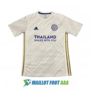 maillot leicester city 2020-2021 exterieur