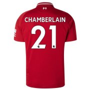maillot liverpool chamberlain 2018-2019 domicile
