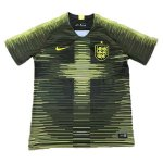 maillot angleterre entrainement 2018-2019 vert