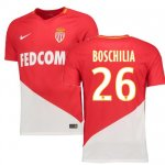 maillot as monaco gabriel boschilia 2017-2018 domicile