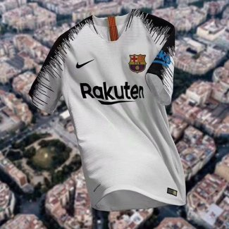 maillot barcelone entrainement 2018/2019 blanc