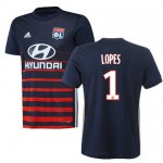 maillot lyon anthony lopes 2017-2018 exterieur