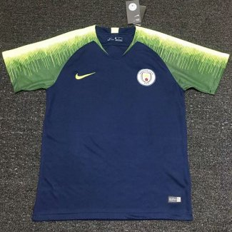 maillot manchester city entrainement 2018-2019 vert