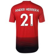 maillot manchester united ander herrera 2018-2019 domicile