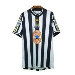 maillot newcastle united retro 1997-1999 domicile