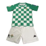 maillot real betis edition limitee enfant 2019-2020 vert blanc