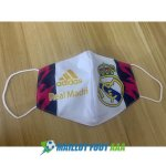 masques real madrid blanc rouge 2020-2021