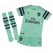 maillot arsenal enfant 2018-2019 neutre