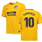 maillot atletico de madrid carrasco 2017-2018 exterieur